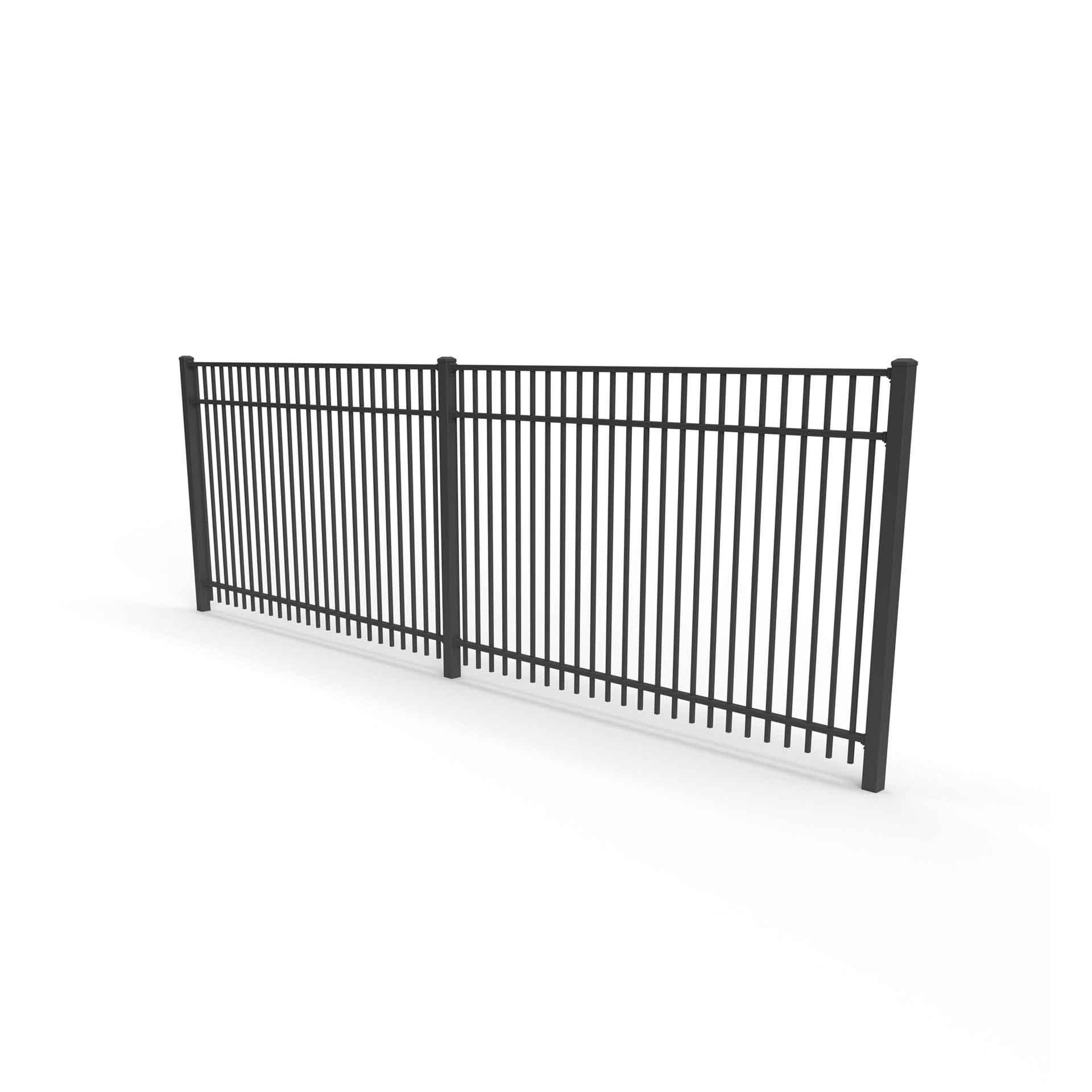 assure fence panel boundary fence