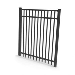 Assure HD pedestrian gate
