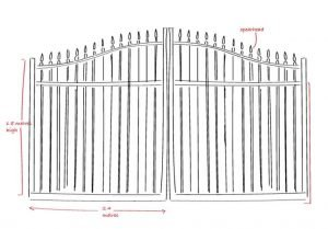 Bespoke gates new zealand