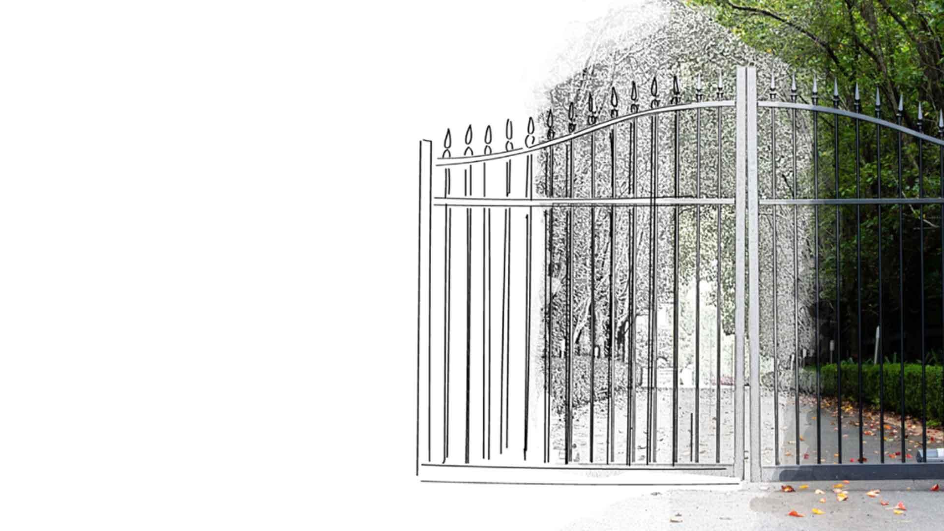 Urban Group custom bespoke gates new zealand