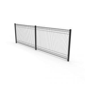 Spartan fencing panel