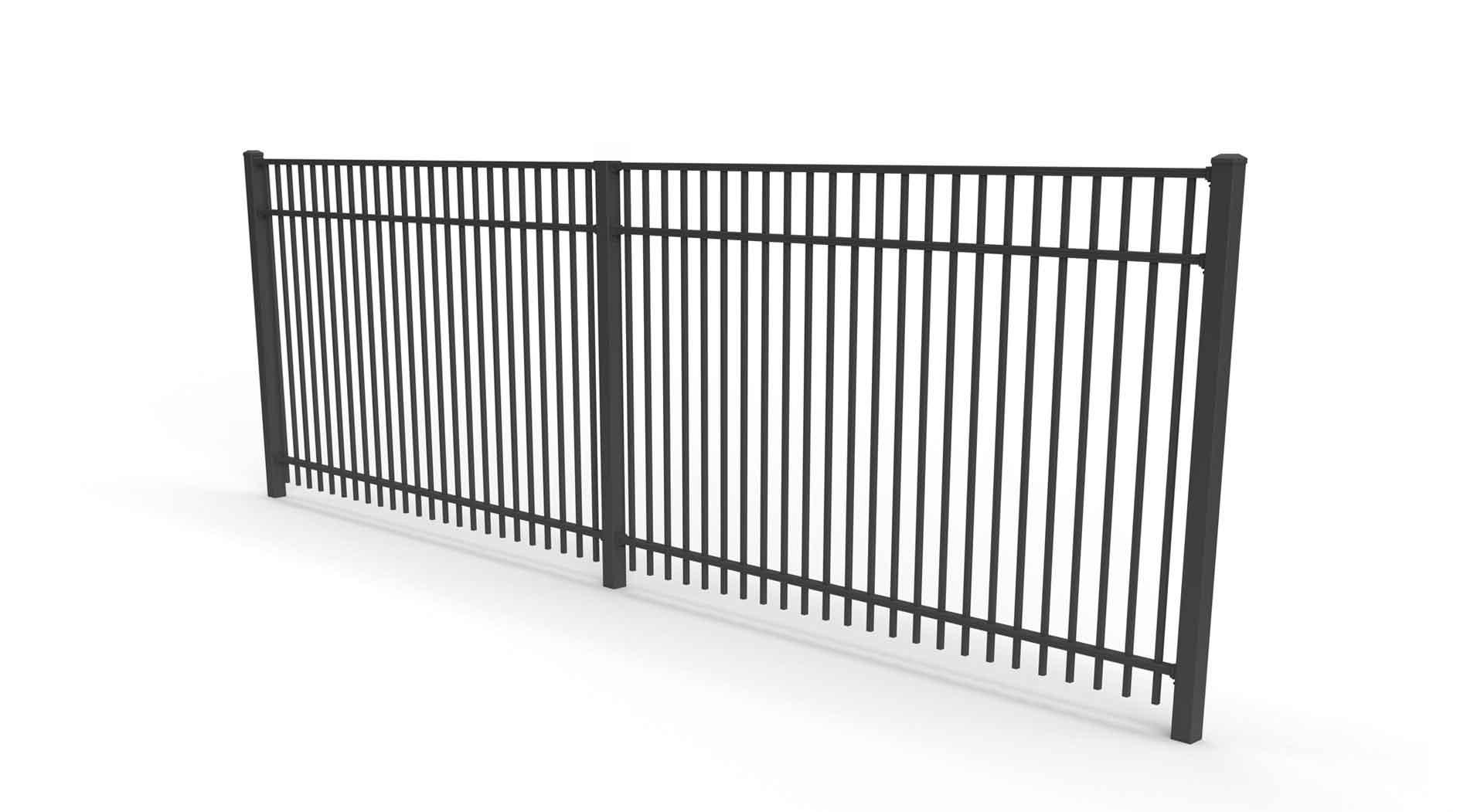 Assure Fence Panel aluminium