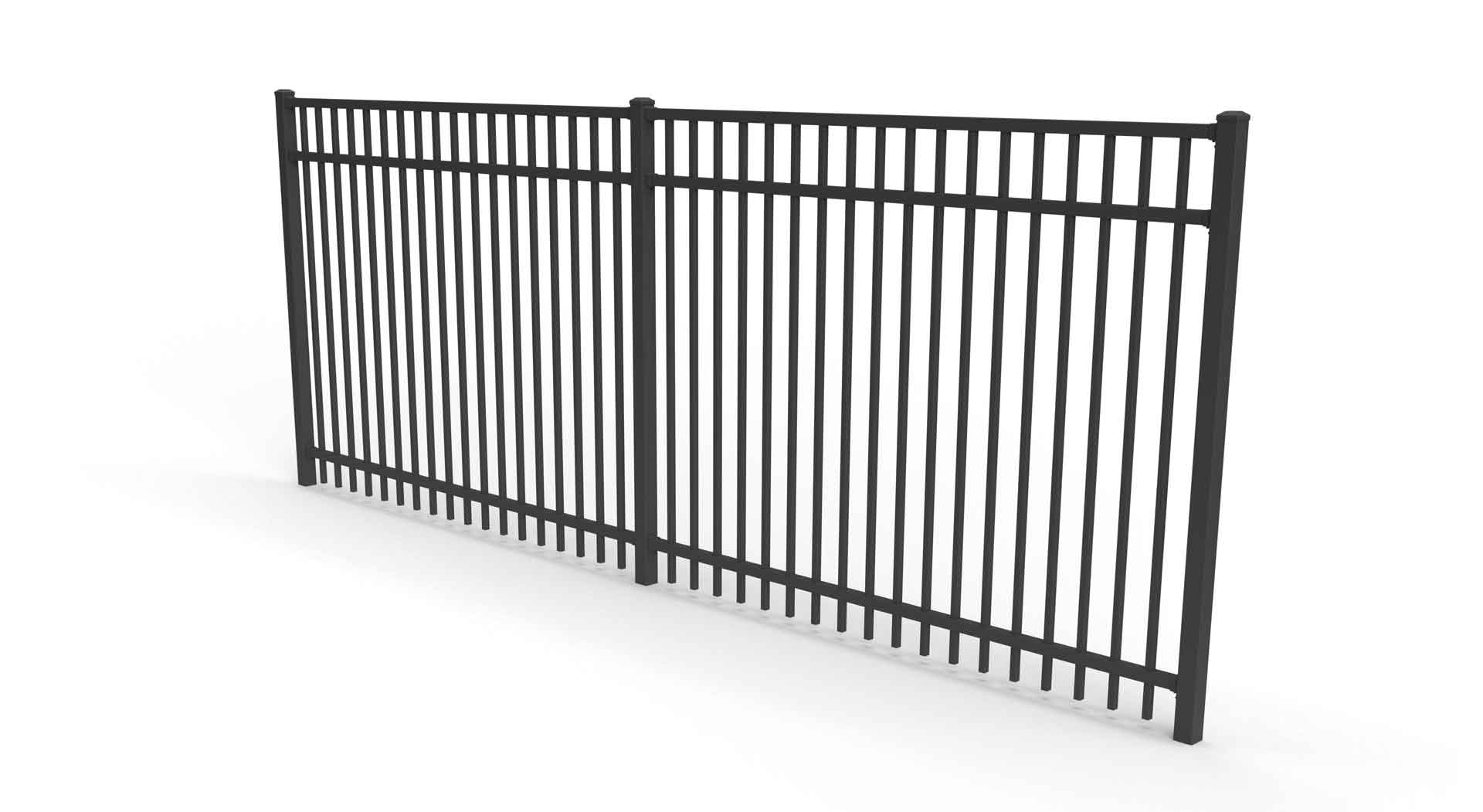 School Fencing panel Assure HD fence panel