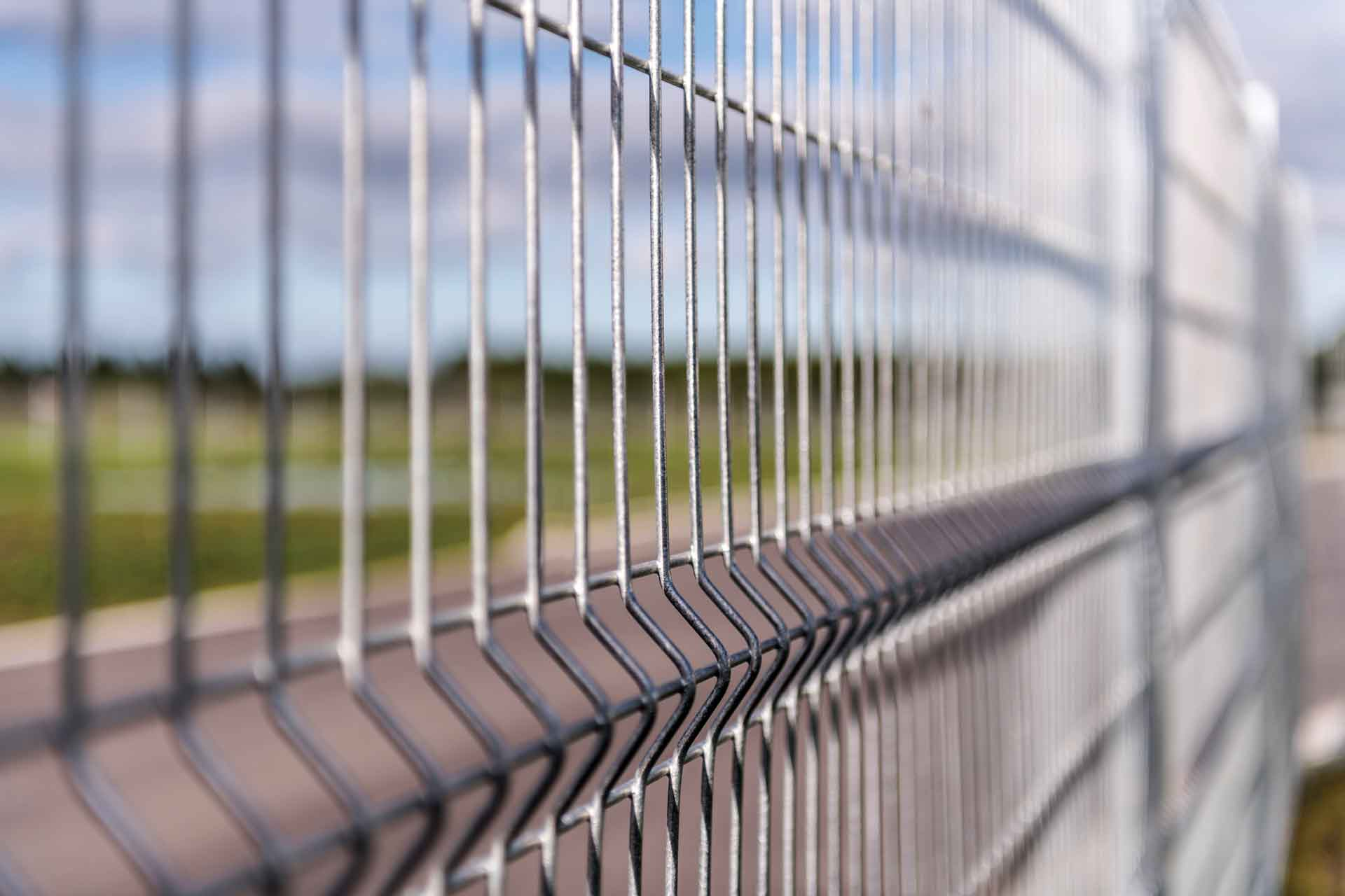 civil road safety fencing