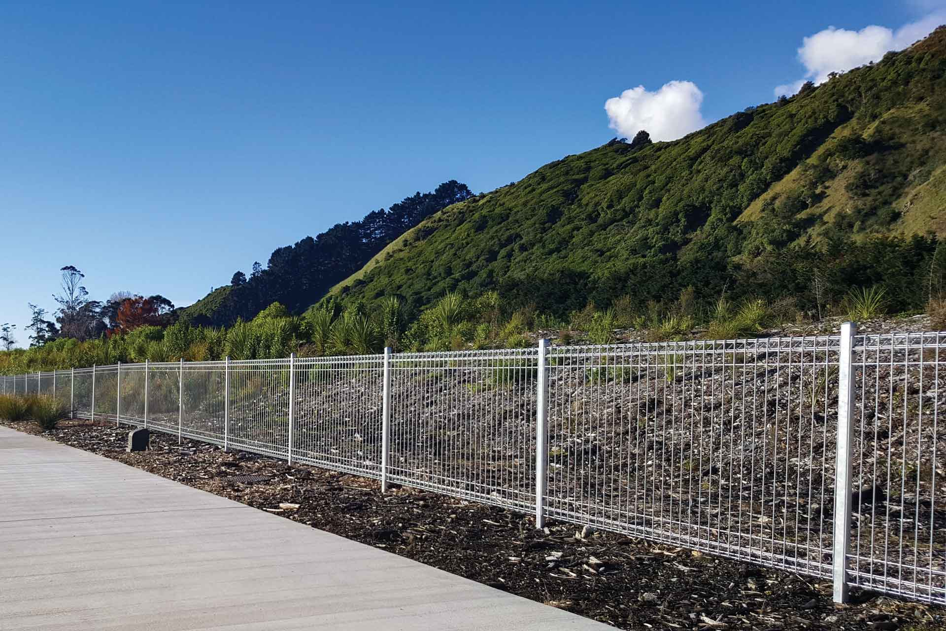 cost effective road and civils fencing