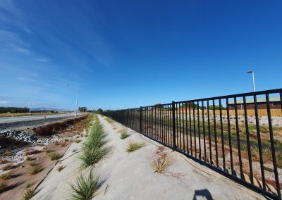 prmier fence panels highway fencing