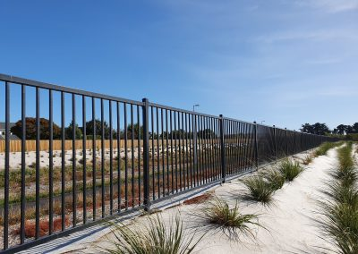 premier fence panel northern motorway