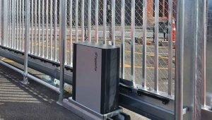 gate automation sliding gate