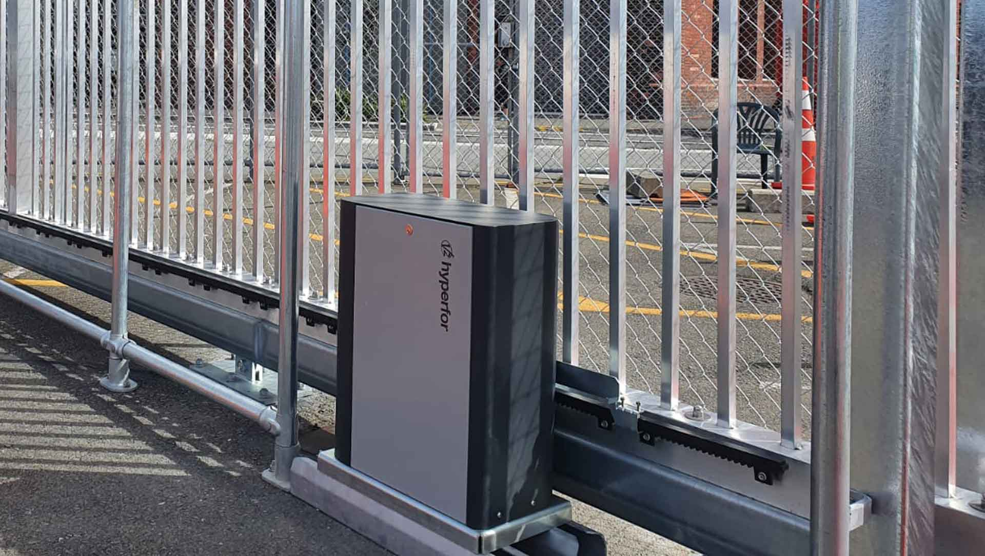 gate automation sliding gate