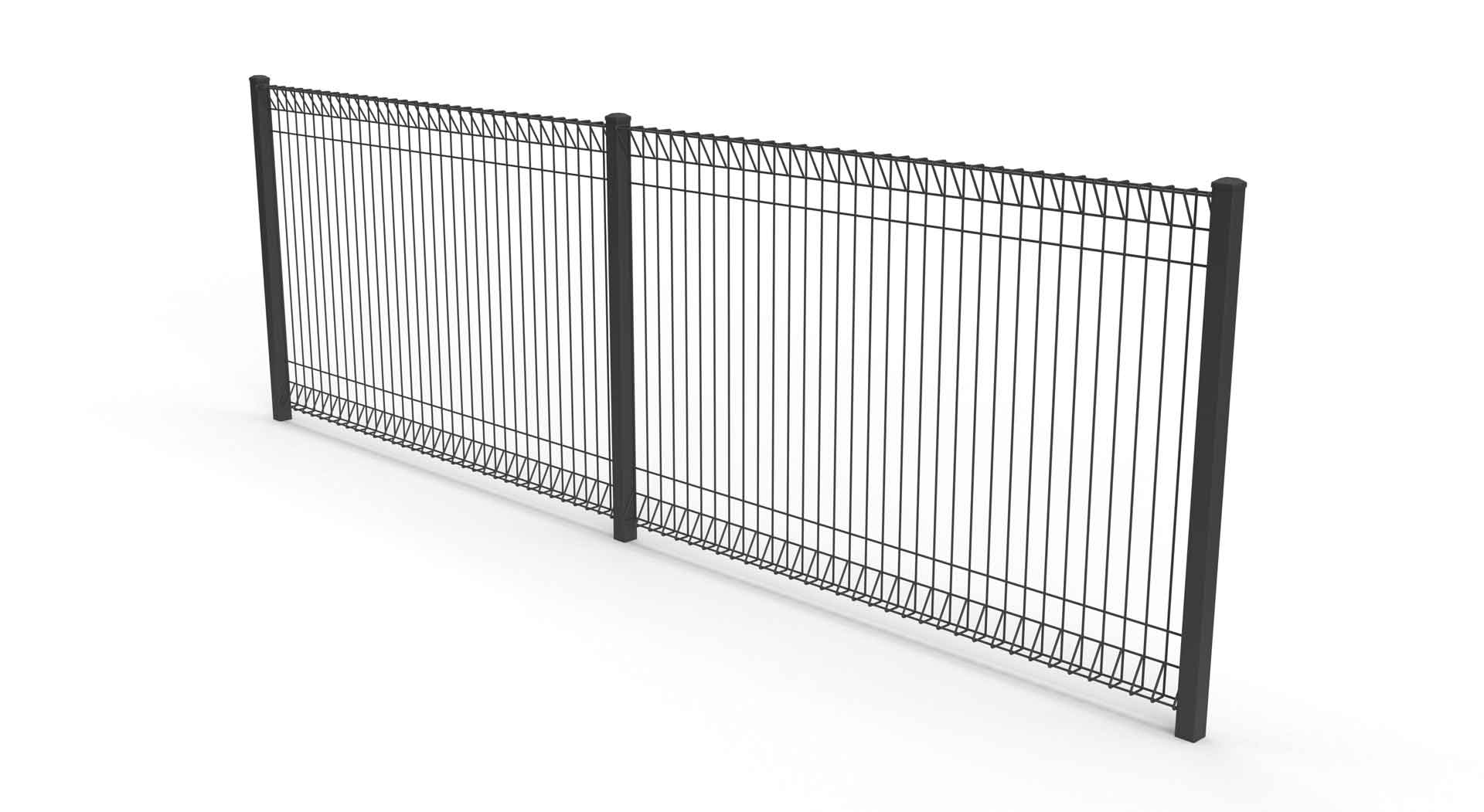spartan fencing panel civils commercial