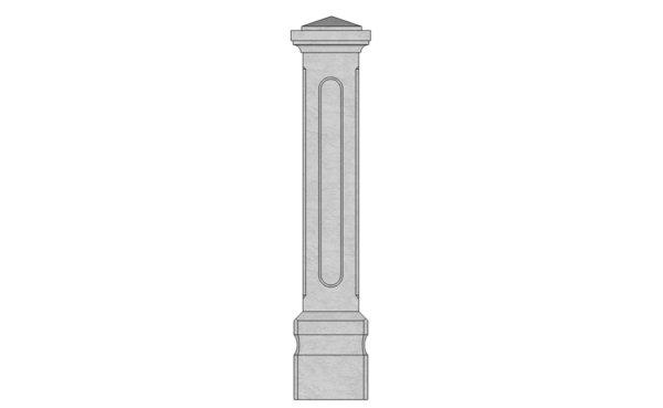 berkley stoneway pillar driveway