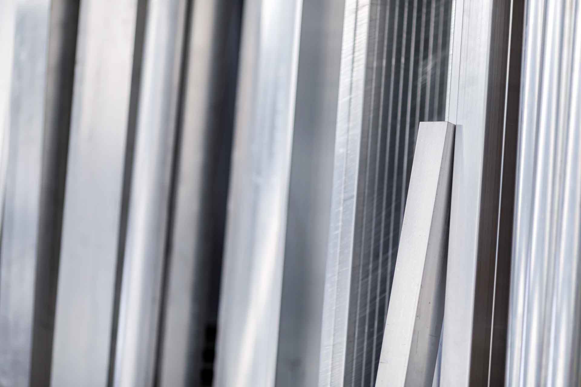 Smelter aluminium