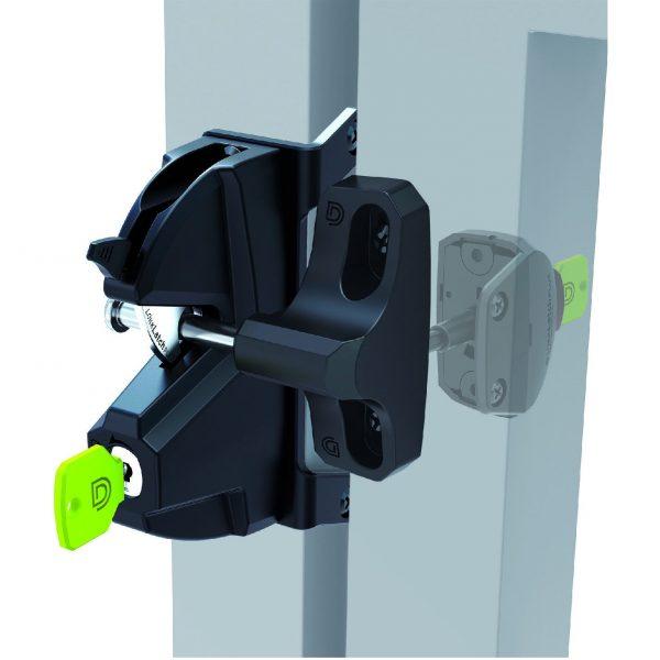 lokklatch plus gate hardware