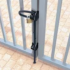 qbolt drop bolt gate